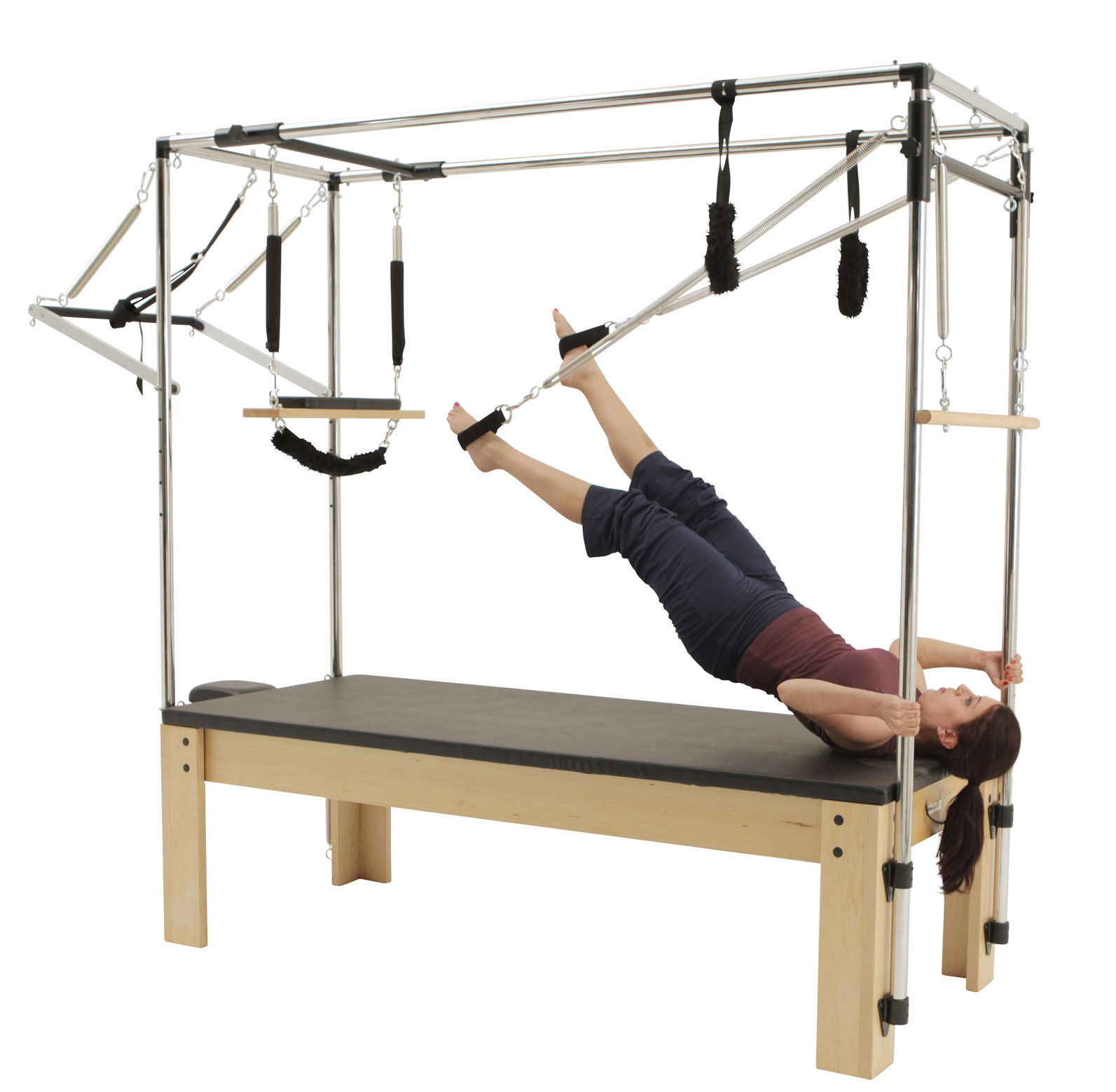The gallery for --> Pilates Cadillac Reformer